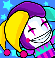 Jumpy Jester: Put On Yer Clown Shoes and Hop!