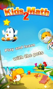 Kids Math 2 Android Game