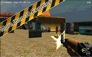 sniper shot - strike force 3D Android Game