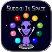 Try out Sudoku In Space for an Out of this World Experience