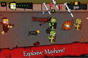 Zombie Rampage! Android Game
