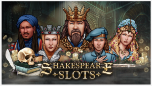 Shakespeare Slots for Android