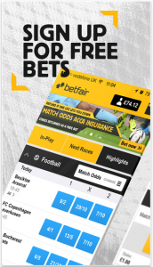 Betfair for Android