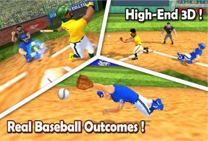 Baseball Kings Android Game