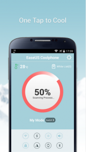 EaseUS Coolphone-Cool Battery Android App
