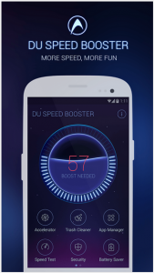 DU Speed Booster Android App