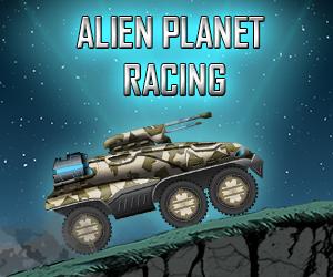 Alien Planet Racing