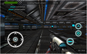 Evolution Multiplayer FPS Android Game