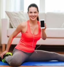 Top 6 Fitness Apps for a Better, Healthier You