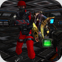 Evolution Multiplayer FPS: Classic Style Shoot-Em-Up for Android