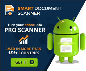 Smart Document Scanner