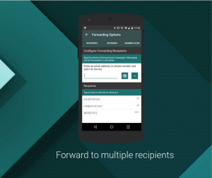 SendForth Android App