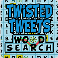 Twisted Tweets Word Search Is a Must-Have for Puzzle Fans