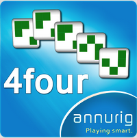4four is a Unique and Addictive Puzzler