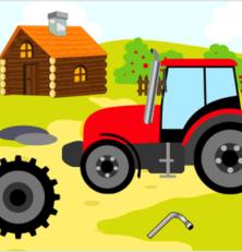 Animals Farm for Kids Stimulates Children to Learn