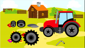 Animals Farm for Kids Android App