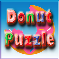 Donut Puzzle Will Satisfy Your Sweet Tooth