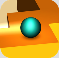 ZiBo Is an Addicting 3D ZigZag Ball Game with a Few Twists