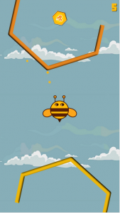 Bee Trap - Intense Honey Hex Android Game