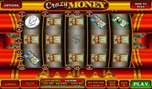 Crazy Money Slots Browser Game