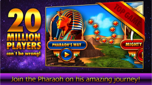 Pharaoh's Fire Android Game