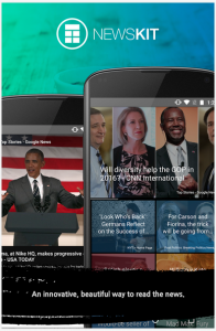 News Kit Android App Review