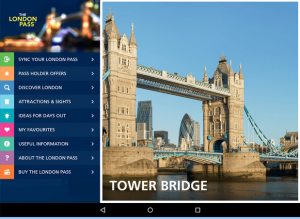 The London Pass Android App