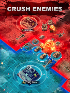 Invasion: Online War Game Android Game