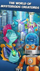 Aquapolis Android Game