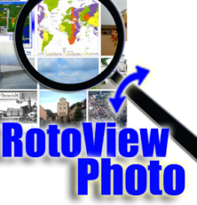 RotoView Photo Viewer is Photo Scrolling Magic