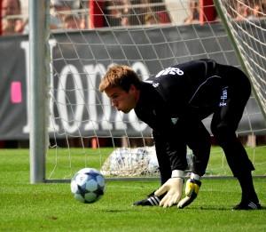 Michael_Rensing_goalkeeper_FC_Bayern_Munich