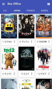 World Movies Android App