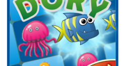 Find Dory is a New 3D-Animated Match 3 Game