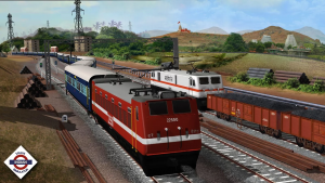 Indian Train Simulator Android App