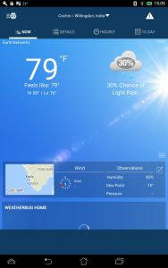 WeatherBug Android App Review