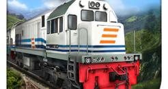 Indonesian Train Simulator Puts You in the Conductor's Seat