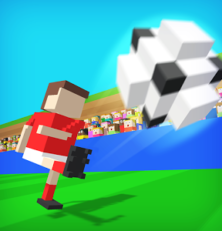 Soccer People is a Very Cool Looking and Playing Soccer Game