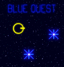 BlueQuest is Retro Game Play in a Whole Different Dimension